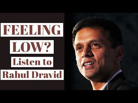 Rahul Dravid's Inspiring and humorous speech at BITS-Pilani Goa campus