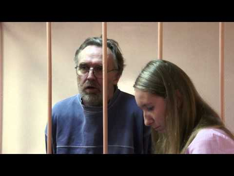 Colin Russell Detention Hearing in St Petersburg