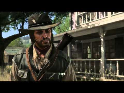 Пятница на Диком Западе — Red Dead Redemption