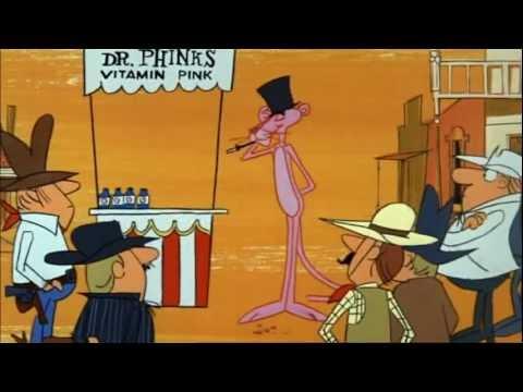 Ροζ Πάνθηρας 19. Απίστευτα αστεία σε κινούμενα σχέδια