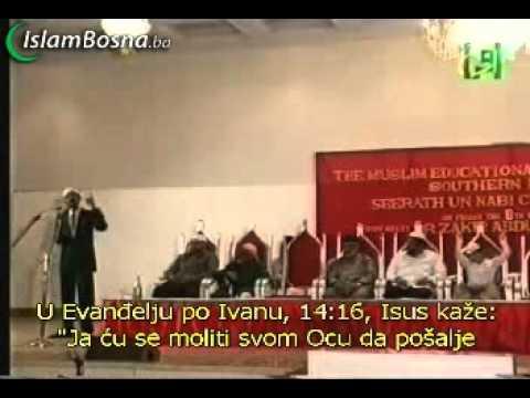 Zakir Naik: Muhammed s.a.v.s u knjigama drugih religija