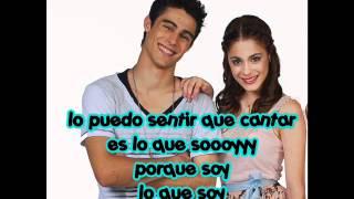 Violetta-Tienes Todo Con Letra
