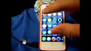 Instalar Y Configurar Whatsapp En Firefox OS