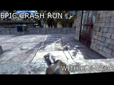 Epic Crash Run by Jakcod4 (CoD4) (PC)