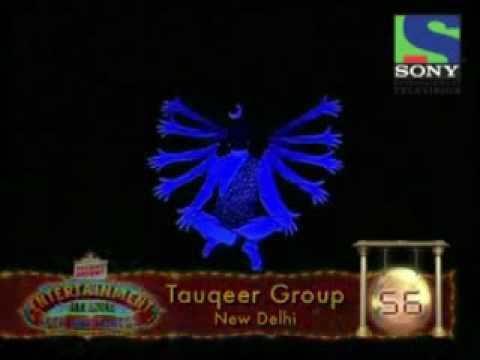 TOUQEER GROUP dance performance