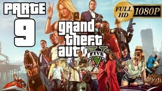 GTA V Grand Theft Auto 5 Español Gameplay Walkthrough