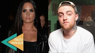 Mac Miller's Cause of Death REVEALED! Demi Lovato OUT Of Rehab & New Boyfriend Alert! | DR