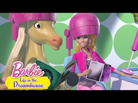 Barbie 55 - Deň s barbie