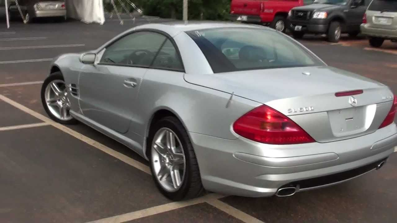 For sale 2006 mercedes benz sl500 amg p5687 youtube for 2006 mercedes benz sl500