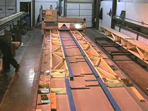 truss machine