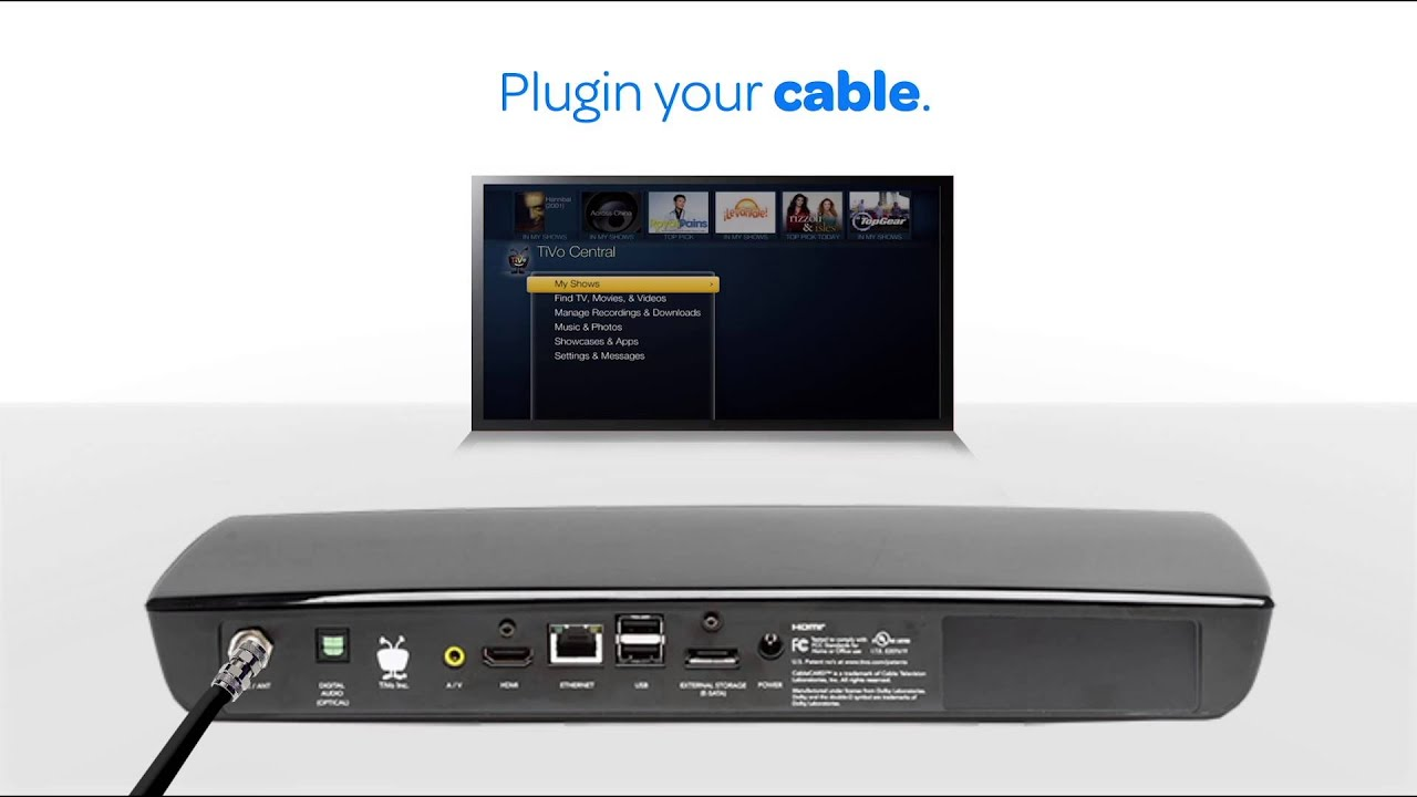 tivo premiere hookup Cable tv and tivo go together like peanut butter and jelly, or at least they did until now the company that, for all intents and purposes, invented the dvr h.