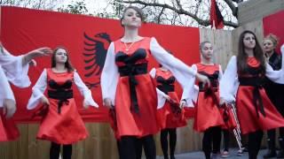 Gli albanesi a Londra (in England)