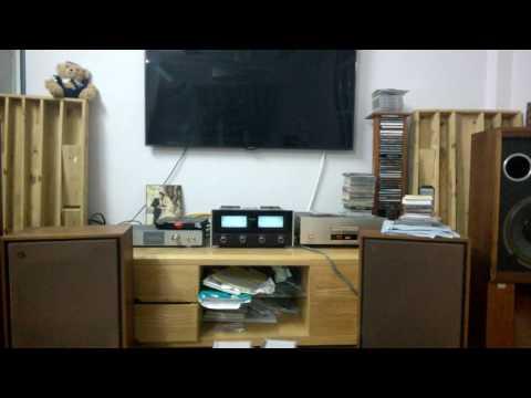 Loa Acoustic Model 626 - Chất âm giống JBL 4312 MKII Monitor