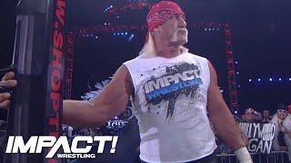 Sting vs. Hulk Hogan - Bound For Glory 2011