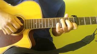 I See Fire Ed Sheeran Intro Riff Beginner Guitar