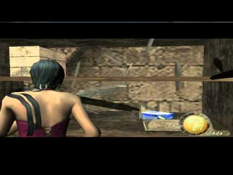 Resident Evil 4 Separate Ways Walkthrough - Chapter 3
