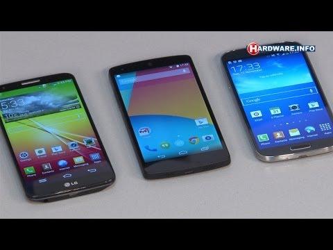 LG Google Nexus 5 review - Hardware.Info TV (Dutch)