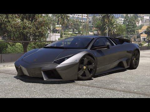 Siêu Bò Nhanh Nhất Lamborghini Reventon Và Cái Kết Bán Sắt Vụn | Siêu Xe Trong GTA V Tập 26