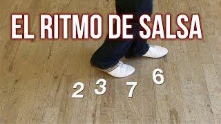Aprender el ritmo de la salsa