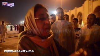 هذه حقيقة ما وقع بمسجد الحسن الثاني  ليلة القدر   |   بــووز