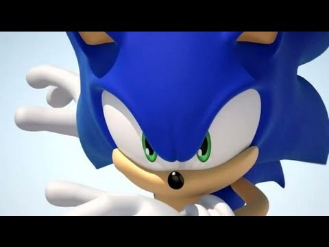 Sonic Generations - Trailer # 1 [HD], Here is the very first video of Sonic Generations. Latest and hottest game trailers and reviews: http://www.jeuxactu.com/jatv-show-11219.html ©JeuxActu.com D...