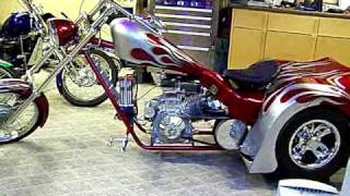 Mini Chopper Trike