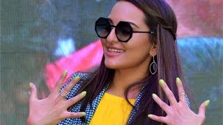 Sonakshi Sinha is Now on Guinness Book of Records for Painting Her Nails