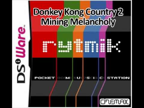 Rytmik Arrangement - Donkey Kong Country 2: Mining Melancholy by MIscelaneo