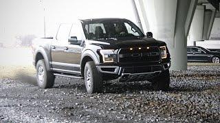 Ford Raptor 2017. Пикап моей мечты Антон Воротников.
