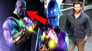 Avengers Endgame NEW RESHOOTS WOLVERINE EVIDENCE REVEALED! NEBULA IS KEY TO DEFEATING THANOS