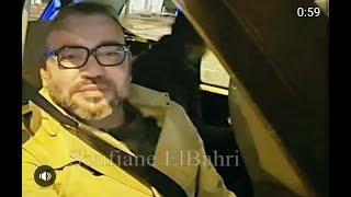 بعد الإشاعات..أول فيديو للملك محمد السادس بشوارع فرنسا..شوفو أشنو قال لمهاجر مغربي من سيارته | قنوات أخرى
