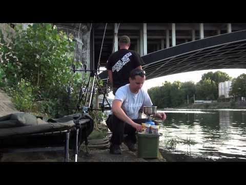 Urban carp fishing 4