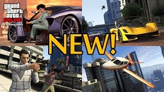 ★ GTA 5 NEW DLC Vehicles, Weapons, & More! Business
