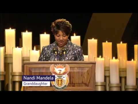 South Africa buries 'greatest son' Mandela