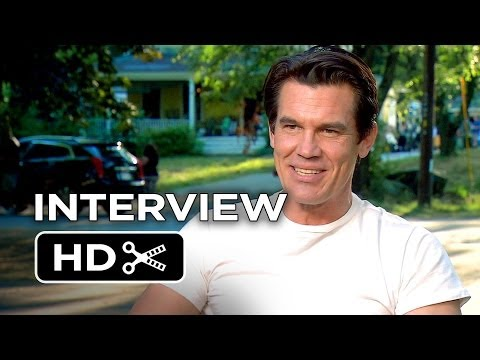 Labor Day Interview - Josh Brolin (2014) - Kate Winslet Drama HD