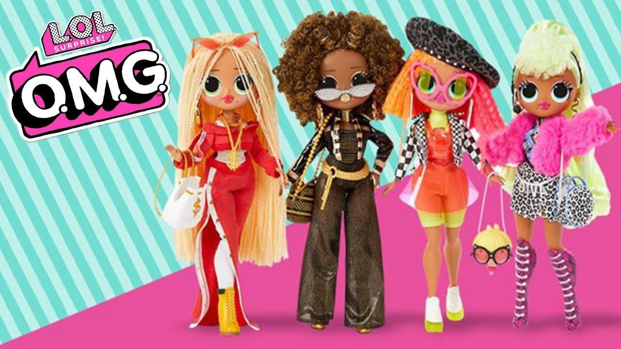 Отзывы от покупателей кукол LOL, Monster High, Ever After