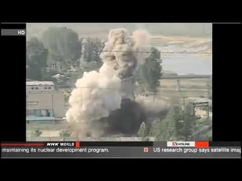 N Korean Reactor May Be Working