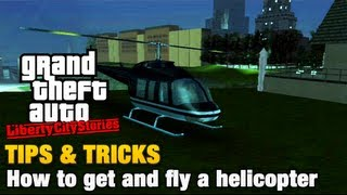 GTA Liberty City Stories Tips & Tricks How To Get And