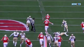 Jonathan Taylor Rips Off 67-YD TD vs. Purdue