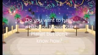 Movie Star Planet How To Have A Baby