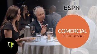Brasil 2014 - Comercial ESPN (subtitulado al español)