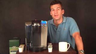 Keurig B70 One Cup Coffee Maker ProjectGadget.com Video