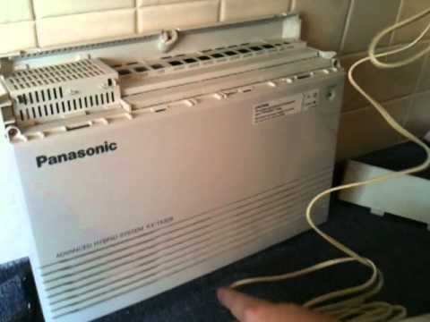 Panasonic Pabx Ta308 Simplified Diy Installation Youtube