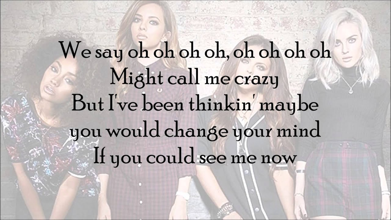 little me lyrics: