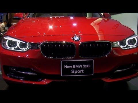 BMW、「328i」を7年ぶりにフルモデルチェンジ