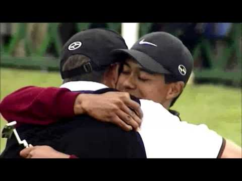 Open Moments - Tiger Woods 2000 Open St Andrews