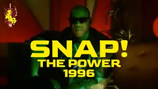 SNAP! - The Power '96