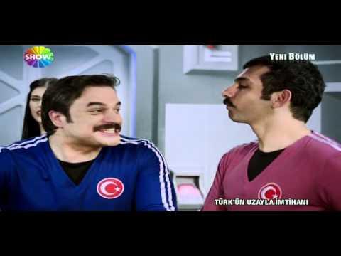 Türkün Uzayla İmtihanı 8. Bölüm HD izle