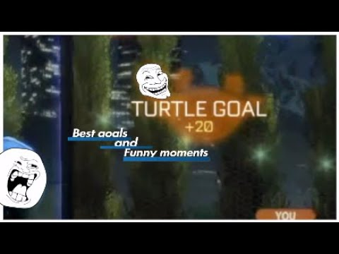 Rocket league - Best goals and Funny moments!