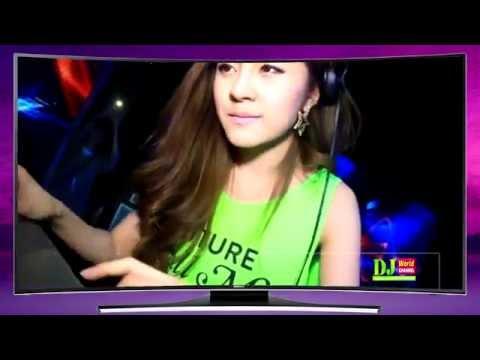 DJ Faahsai Thitirat - Smirnoff Full Moon Party - DJ World Channel